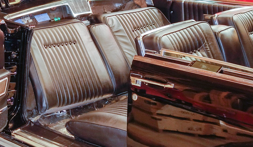 the lincoln log notes on a restoration of a 1964 lincoln continental convertible. Black Bedroom Furniture Sets. Home Design Ideas